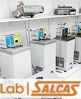 Laboratório de Calibração de Tempeatura RBC Lab Salcas