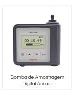 Bomba de Amostragem Digital Accura