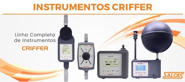 Linha Completa de Instrumentos Criffer