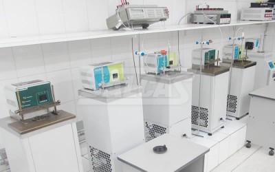 Laboratório de Calibração RBC Salcas