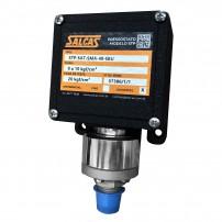 Pressostato para vapor, água, ar, óleo e gases STP