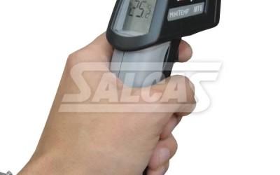 O que é um pirômetro infravermelho?