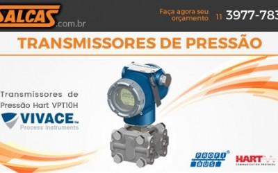 Transmissores de Pressão e Posicionadores de Válvulas