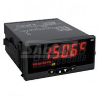 Indicador microprocessado de temperatura e processos