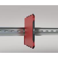 Transmissor de Temperatura SLIM | PR 3101 | 4 a 20mA | Termopar | Trilho DIN