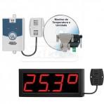 Monitor de Umidade e Temperatura