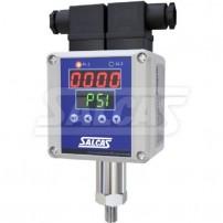 Pressostato Digital Microprocessado New-SalcasPress DIN