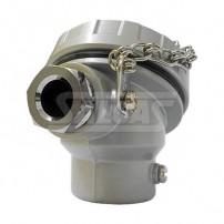 Cabeçote para termopar pequeno KSC (alumínio)