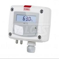 Transmissor de Pressão Diferencial CP111, CP112 e CP113