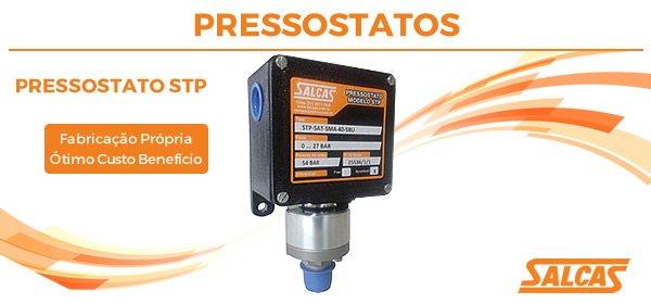 Pressostato STP